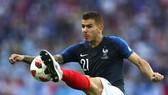 Lucas Hernandez trong màu áo tuyển Pháp