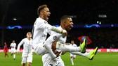 Neymar và Mbappe ở PSG