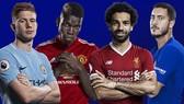 Lịch thi đấu bóng đá Ngoại hạng Anh, vòng 37: Man City quyết lấy lại ngôi đầu