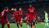 Liverpool trong niêm vui chiến thắng