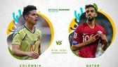 Nhận định Colombia - Qatar: Chiến thắng sít sao (Mới cập nhật)