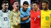 Lịch thi đấu bóng đá Copa America, vòng tứ kết ngày 30-6