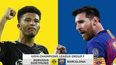 Nhận định Dortmund – Barcelona: Sancho chờ đối mặt Messi (Mới cập nhật)
