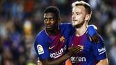 Dembele và Rakitic nhiê2u khả năng phải rời Camp Nou