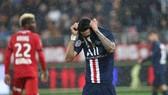PSG thua trận thứ ba kể từ đầu mùa