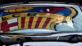 HLV Ernesto Valverde rời khỏi sân tập