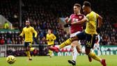 Burnley - Arsenal 0-0: Aubameyang bất lực nhưng Pháo thủ hòa trong may mắn