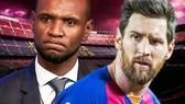 Sốc: Messi phản ứng chuyện bị Giám đốc chụp mũ, Barcelona họp khẩn bàn chuyện sa thải Eric Abidal