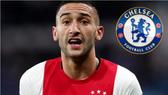 Nóng: Chelsea qua mặt Man United, tuyển mộ tiền đạo Ajax Ziyech