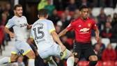 Anthony Martial sẽ gặp lại Derby và đàn anh Rooney