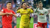 Lịch thi đấu Bundesliga, vòng 25: Hùm xám thừa cơ tăng tốc