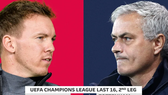 Julian Nagelsmann và Jose Mourinho