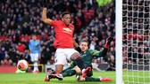 Xếp hạng giải Ngoại hạng Anh, vòng 29: Leicester và Man United bứt phá