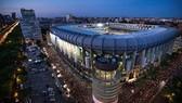 Real Madrid mở cửa Bernabeu làm trung tâm y tế