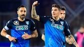 Italia cấm cầu thủ tập luyện