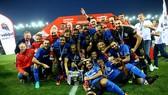 Club Brugge là nhà vô địch chính thức 2019/2020 của Bỉ.