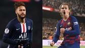 Barca sẽ hy sinh Griezmann để mang Neymar về Camp Nou
