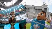 EURO 2020 sẽ không đổi tên dù diễn ra năm 2021