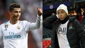 Ronaldo và Mbappe