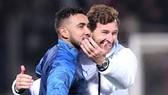 Dimitri Payet và HLV Andre Villas-Boas
