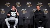 Messi và Ronaldo trong cuộc tranh luận bất tận