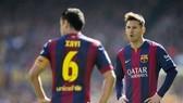 Messi sẽ vượt qua đàn anh Xavi trong tương lai gần