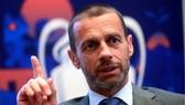Chủ tịch UEFA Aleksander Ceferin