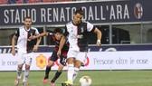 Ronaldo cuối cùng cũng ghi được bàn thắng sau COVID-19