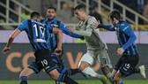 Ronaldo vẫn thường im tiếng khi gặp Atalanta