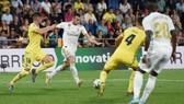 Gareth Bale tung hoàng giữa hàng thủ Villarreal.
