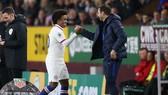 Willian và Frank Lampard
