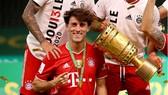 Alvaro Odriozola đoạt Cúp nước Đức