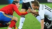 Cuộc chiến giữa Đức và Tây Ban Nha