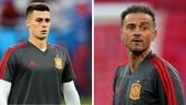 Kepa Arrizabalaga và HLV tuyển Tây ban Nha Luis Enrique