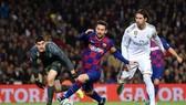 Real Madrid đợt nhiên xuống phong độ trước trận Siêu kinh điển