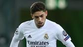Federico Valverde trong màu áo Real Madrid