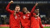 Bayern đã sóm lấy vé