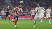 Joao Felix đối đầu Sergio Ramos (Real Madrid)