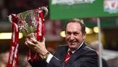 HLV Gerard Houllier mang vinh quang về cho Liverpool