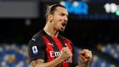 Tiền đạo Zlatan Ibrahimovic trở lại sau chấn thương