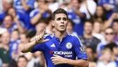 Oscar thời khoác áo Chelsea