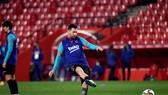 Leo Messi vẫn đang cống hiến hết mình cho Barcelona