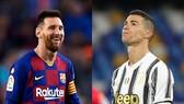 Leo Messi và Cristiano Ronaldo