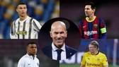 Mbappe và Haaland, Ronaldo và Messi cùng lời tiên đoán của Zizou