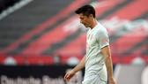 Tiền đạo Robert Lewandowski gỡ lại 1 bàn cho Bayern