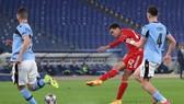 Pha ghi bàn vào lưới Lazio của Masiala