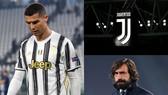 Cristiano Ronaldo và HLV Andrea Pirlo