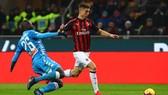 AC Milan sẽ vất vả trước Napoli