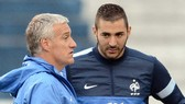 Didier Deschamps thề cấm cửa Karim Benzema