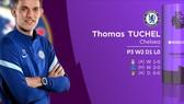 Thomas Tuchel ngạc nhiên khi nhận giải thưởng tháng 3